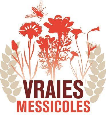 """Logo du label """"Vraies messicoles"""""""