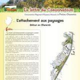Lettre info Paysage - Nov 2014