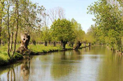 Marais de la Garette, Deux-Sèvres © CEN-PC