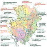 Chartes et plans paysage en Poitou-Charentes © CEN-PC