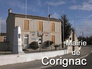 Mairie de Corignac