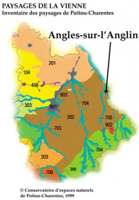 Inventaire paysage Angles sur l'Anglin © CEN-PC
