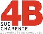 logo Communauté de communes 4B - Sud Charente