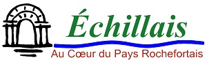 logo Commune d'Echillais