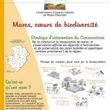 Exposition Mares, cœurs de biodiversité © CEN-PC