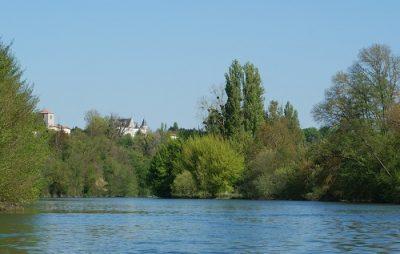 Fléac depuis Charente © ACO Centre d'Angers 2013