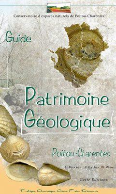 Guide du patrimoine géologique en Poitou-Charentes © CEN-PC