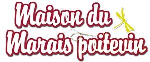 logo de la Maison du marais poitevin