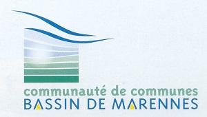 logo CdC Bassin de Marennes