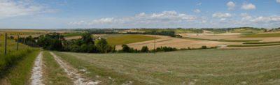 Rives de Gironde Paysage © CEN-PC