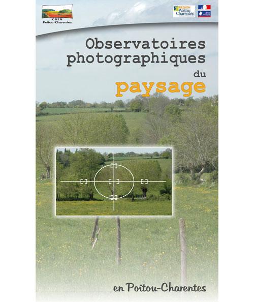Livret Observatoires photographiques du paysage © CEN-PC