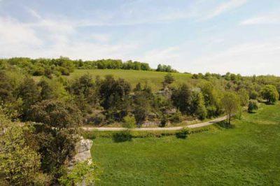 Vallée des Eaux claires, Charente © CEN-PC