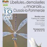 affiche sortie Clussais la Pommeraie (79)