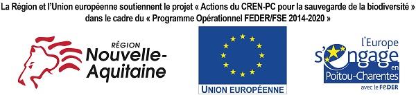 logos programme FEDER/FSE